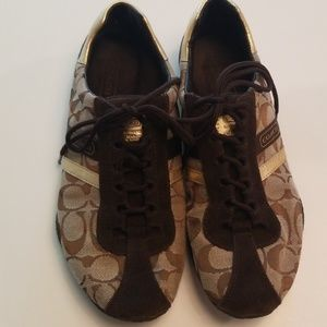 Coach Katelyn Sneakers SZ 9